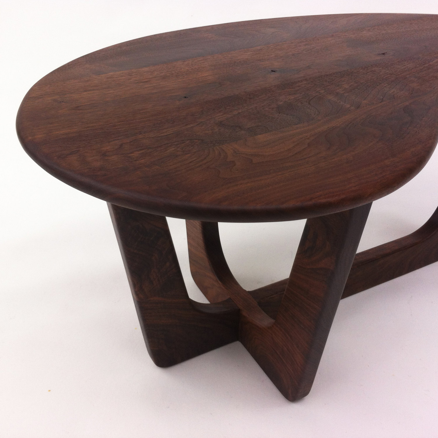 Contemporary Mid Century Modern Coffee Cocktail Table 43